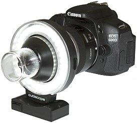 Fig. 1: Trichoscan<sup>®</sup> special camera